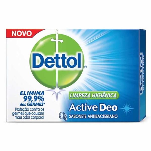 7891035010712 - DETTOL ACTIVE DEO 80 GRAMAS