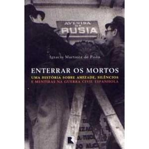 9788501073488 - ENTERRAR OS MORTOS - IGNACIO MARTINEZ DE PISON
