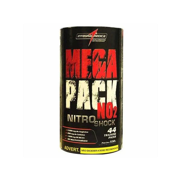 7896311706402 - ESPORTIVO INTEGRALMÉDICA MEGA PACK NITRO SHOCK DARKNESS POTE 44 PACKS