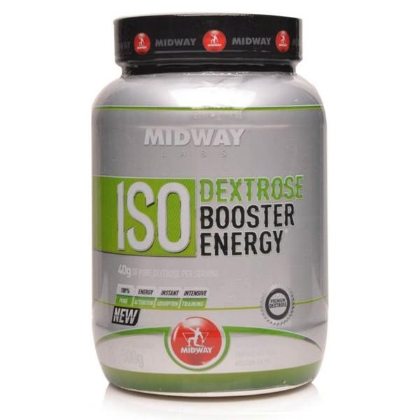7898008494234 - ESPORTIVO MIDWAY ISO DEXTROSE BOOSTER ENERGY POTE PÓ 500 GRAMAS