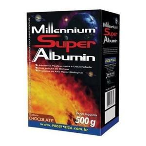 7896438203396 - ESPORTIVO PROBIÓTICA SUPER ALBUMIN CAIXA PÓ 500 GRAMAS