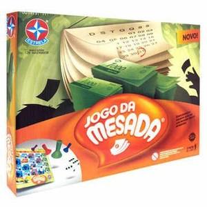 7896027538786 - ESTRELA JOGO DA MESADA