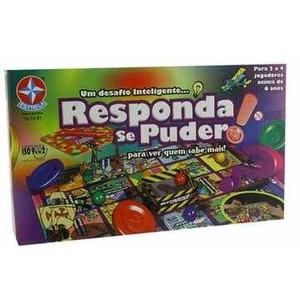 7896027531671 - ESTRELA RESPONDA SE PUDER