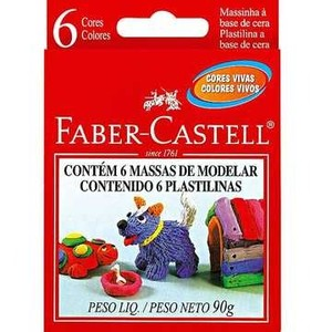 7891360436157 - FABER CASTELL 6 CORES