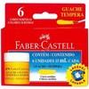 7891360587781 - FABER-CASTELL LAVÁVEL 6 CORES