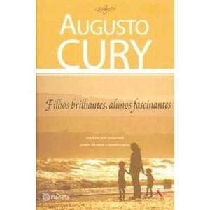 9788576652366 - FILHOS BRILHANTES, ALUNOS FASCINANTES - AUGUSTO CURY