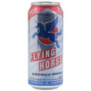 7898132840396 - FLYING HORSE LATA