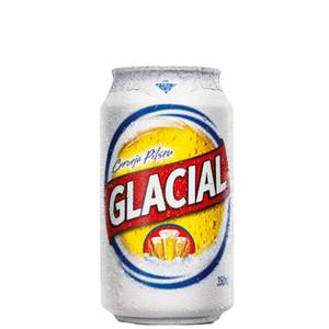 7896052601882 - CERVEJA PILSEN GLACIAL LATA 350ML