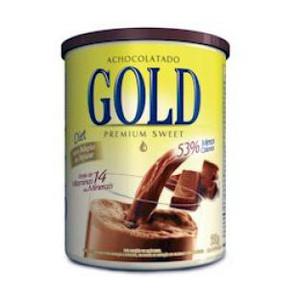 7896060037451 - ACHOCOLATADO DIET GOLD 210G
