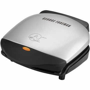 7898903437824 - GRILL GEORGE FOREMAN THE CHAMP ALUMÍNIO GBZ10AS
