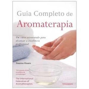 9788531516085 - GUIA COMPLETO DE AROMATERAPIA - ERICH KELLER
