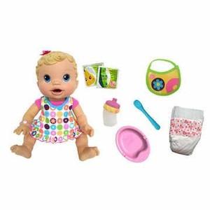 5010994813444 - HASBRO BABY ALIVE HORA DE COMER