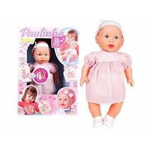 7894298030794 - HOMEPLAY BABY PAULINHA