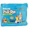 7809604012043 - HUGGIES PULL UPS XG DESCARTÁVEL 10 UNIDADES