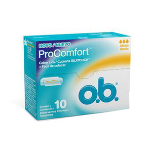 7891010952952 - ABSORVENTE INTERNO OB PROCOMFORT