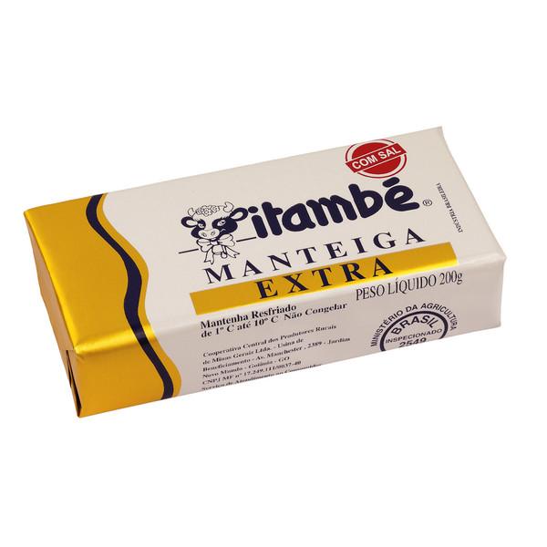 7896051135128 - MANTEIGA ITAMBÉ TABLETE COM SAL