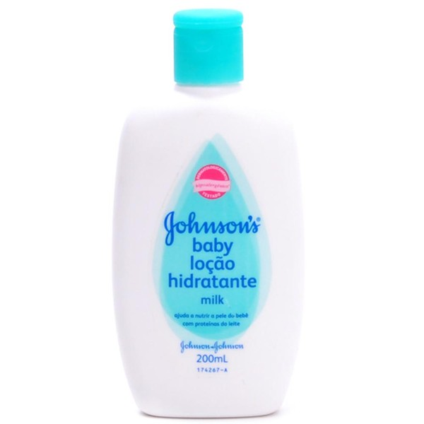 7702031162797 - JOHNSON'S BABY HIDRATANTE MILK