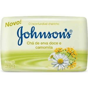 7891010877989 - JOHNSON'S CHÁ DE ERVA DOCE E CAMOMILA