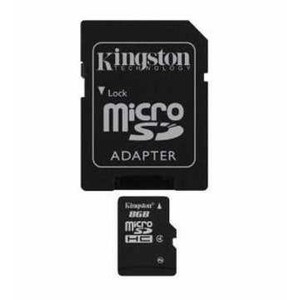 0740617120639 - KINGSTON MBLY4G2 4GB MICRO SDHC