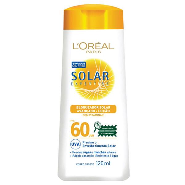 7896014176083 - L'ORÉAL PARIS SOLAR EXPERTISE FPS 60