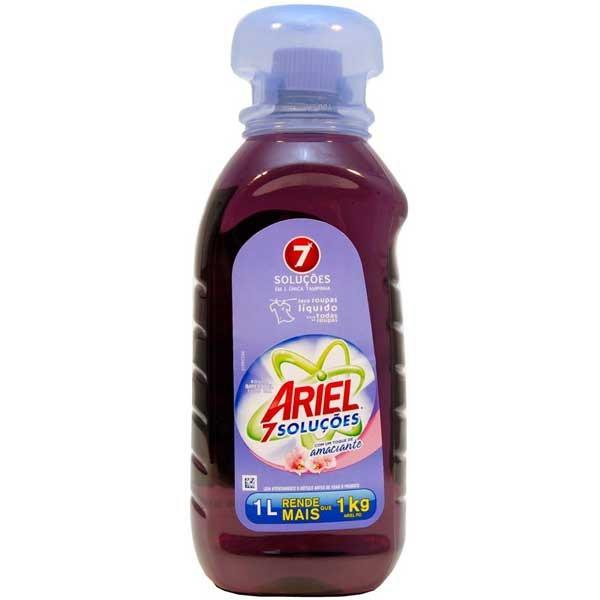 7506195103593 - LAVA-ROUPAS ARIEL 1L C/AMACIANTE
