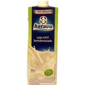7891097018220 - LEITE LONGA VIDA SEMI DESNATADO BATAVO 1L