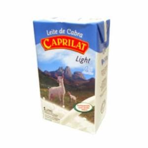 7897137000149 - LEITE DE CABRA UHT DESNATADO CAPRILAT CAIXA 1L