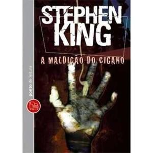 9788539000753 - MALDIÇÃO DO CIGANO - BOLSO - STEPHEN KING (853900075X)