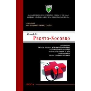 9788572419147 - MANUAL DE PRONTO-SOCORRO - LUIZ FERNANDO DOS REIS FALCAO