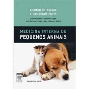 9788535234459 - MEDICINA INTERNA DE PEQUENOS ANIMAIS - COUTO, C. GUILHERMO/ NELSON, RICHARD W.