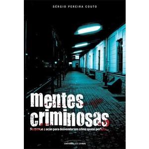 9788579301629 - MENTES CRIMINOSAS - COUTO, SERGIO PEREIRA
