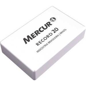7896342902200 - MERCUR RECORD 20 RETANGULAR BRANCO