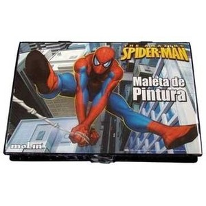 5601229856925 - MOLIN MALETA DE PINTURA SPIDERMAN