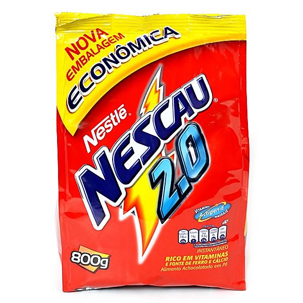 7891000067178 - ACHOCOLATADO NESCAU 2.0 -