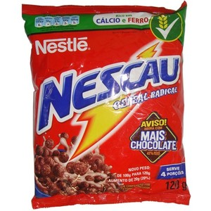 7891000070673 - NESCAU NESTLÉ CHOCOLATE