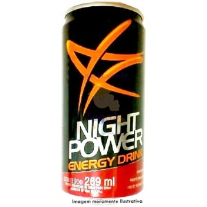 7896065870701 - ENERGÉTICO NIGHT POWER LATA 269ML