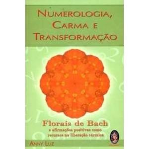 9788537003855 - NUMEROLOGIA CARMA E TRANSFORMAÇÃO - ANNY LUZ