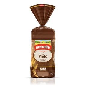 7896209400023 - PÃO PRETO NUTRELLA