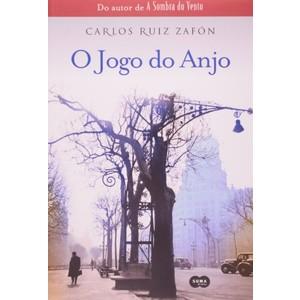 9788560280308 - O JOGO DO ANJO - CARLOS RUIZ ZAFON
