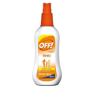 7894650079027 - REPELENTE SPRAY OFF! REFRESH FRASCO 100ML