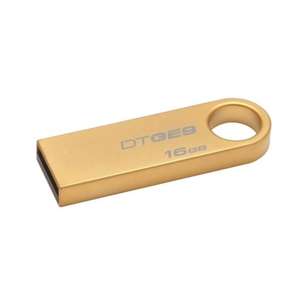 0740617211191 - PEN DRIVE KINGSTON DATATRAVELER DTGE9 16GB