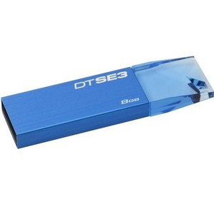 0740617220667 - PEN DRIVE KINGSTON DTSE3 8GB
