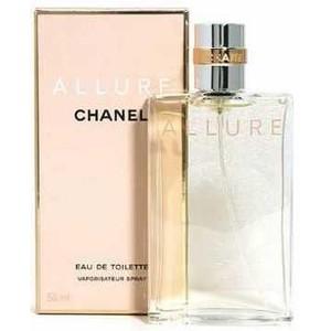 3145891124507 - PERFUME ALLURE CHANEL EAU DE TOILETTE FEMININO