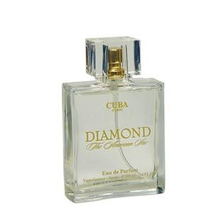 7898478496905 - PERFUME DIAMOND CUBA EAU DE PARFUM MASCULINO