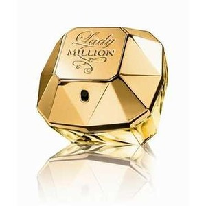 3349668508471 - LADY MILLION FEMININO EAU DE PARFUM