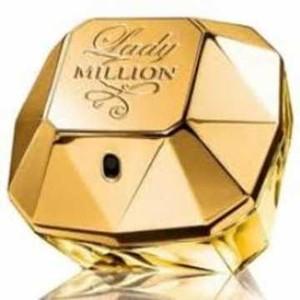 3349668508587 - LADY MILLION FEMININO EAU DE PARFUM