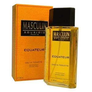 3052503147253 - PERFUME MASCULIN EQUATEUR BOURJOIS EAU DE TOILETTE MASCULINO