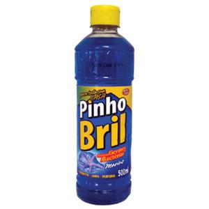 7891022101478 - DESINFETANTE MULTIUSO BRISA DO MAR PINHO BRIL FRASCO 1L