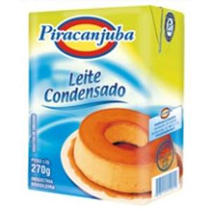 7898215152019 - LEITE CONDENSADO PIRACANJUBA CAIXA 270G
