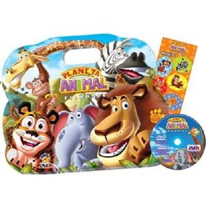 9788599083093 - PLANETA ANIMAL - HISTORIAS ANIMADAS C/10+ 01CD ROM/AUDIO/DVD - BICHO ESPERTO